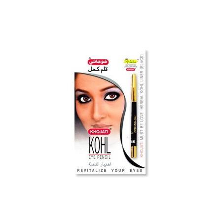 Khol eye liner a l'huile d'amande douce