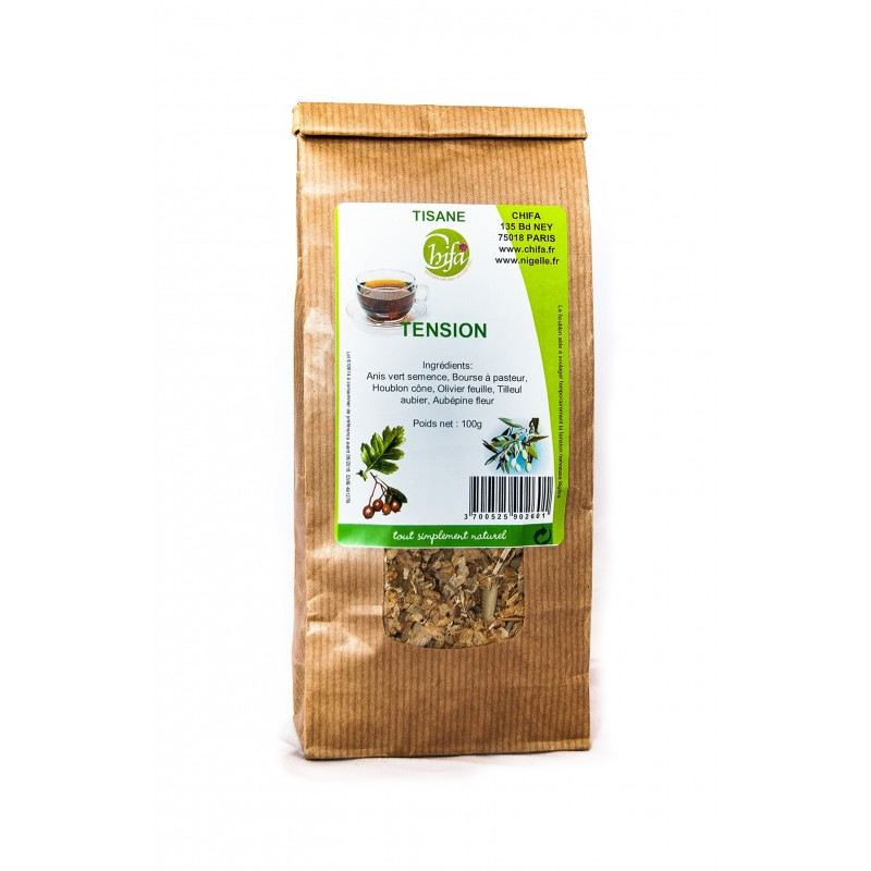 Tisane Tension - 100 G CHIFA