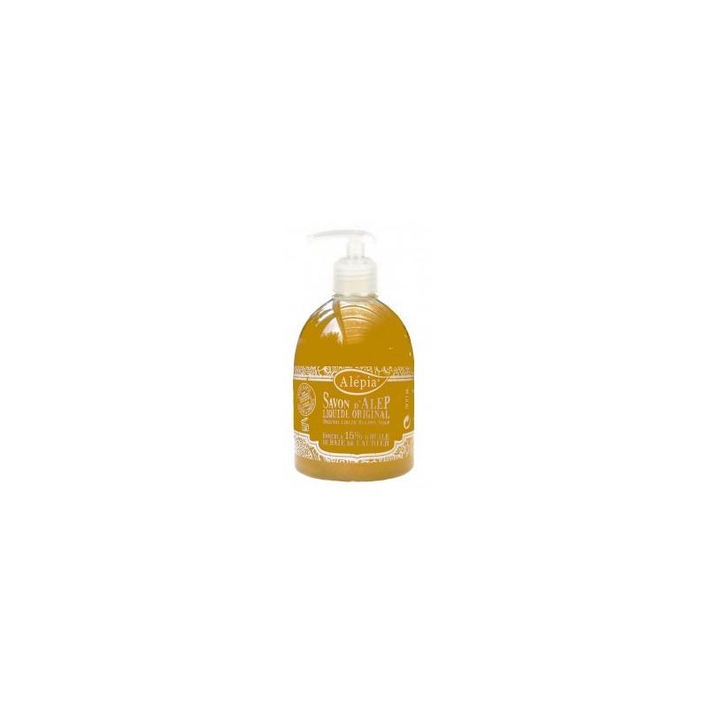 Savon d'Alep liquide Premium 15 % 300 ml