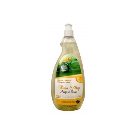 Lessive liquide 100% Alep ultra-concentrée