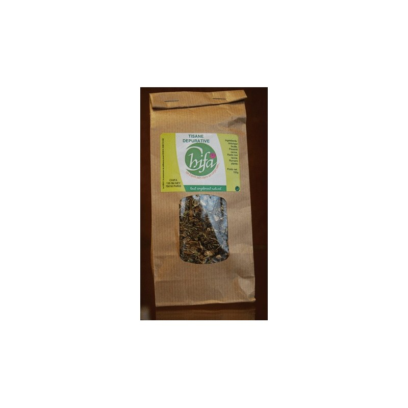 Tisane dépurative 100 g