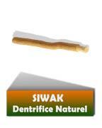 Baton de Siwak Dentifrice naturel