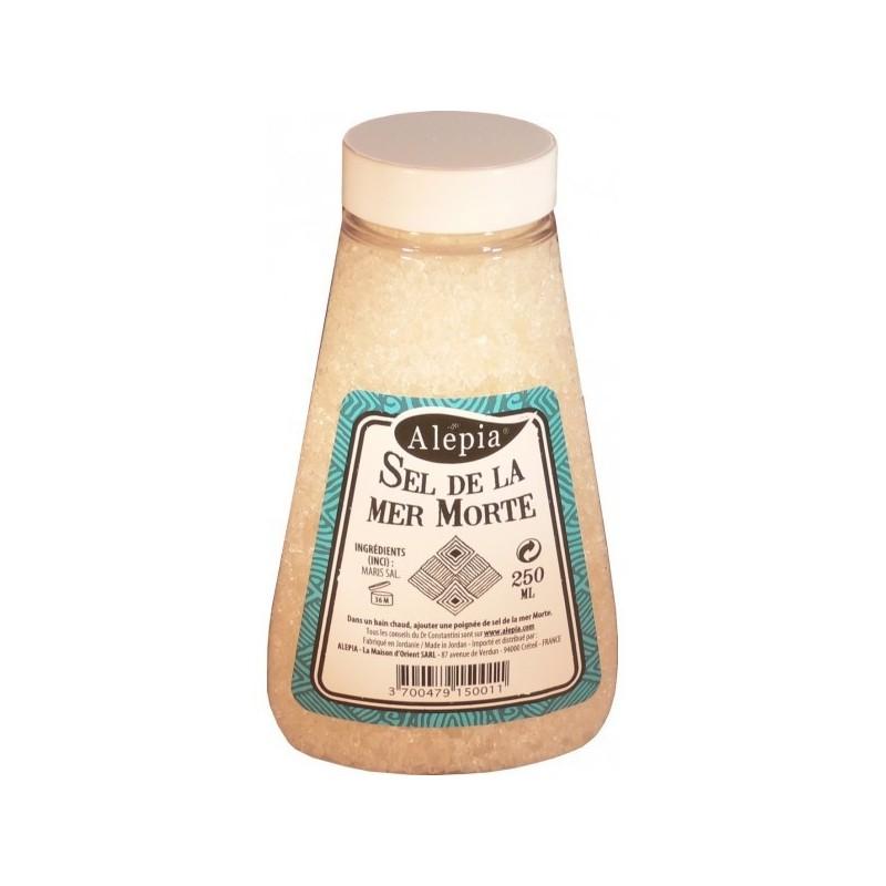 Le sel de la Mer morte  250  ml