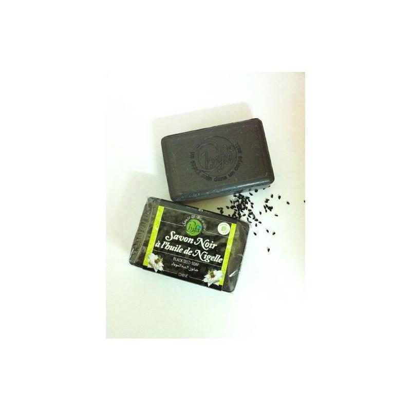 Savon noir a l'huile de nigelle-Chifa