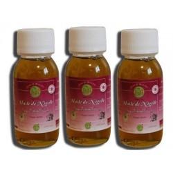 3 XHuile de Nigelle (Habba Saouda) 60 ml  CHIFA