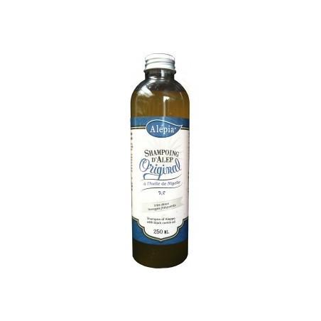 Shampoing d'Alep a l'huile de Nigelle