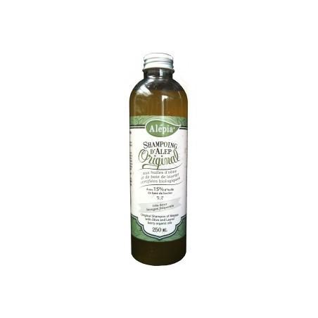 Shampoing d'Alep Original 15% laurier