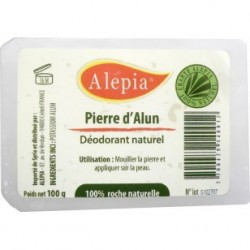 Pierre d'Alun naturelle rectangulaire 100 g