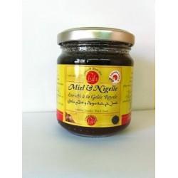 Miel a la nigelle et a la gelée Royale - CHIFA