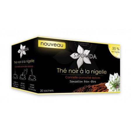 Thé Noir a la Nigelle